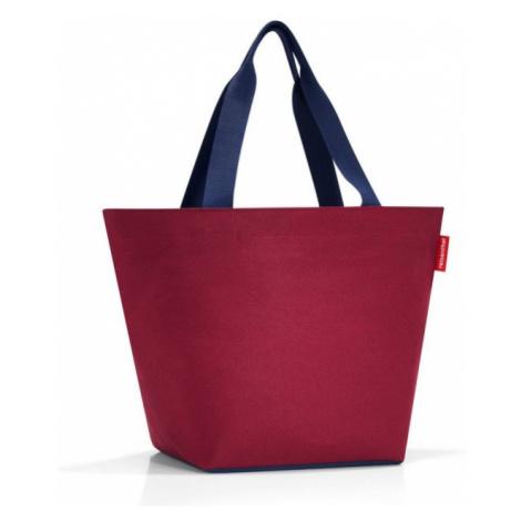 Nákupní taška přes rameno Reisenthel Shopper M Dark ruby