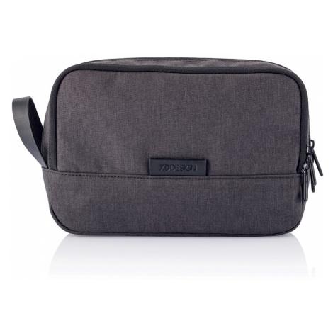 XD Design, Cestovní toaletní taška, šedá