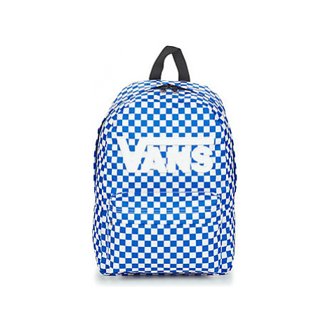 Vans NEW SKOOL BACKPACK BOYS Modrá