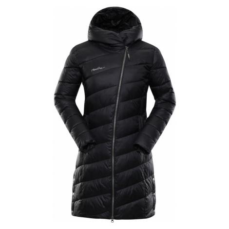 ALPINE PRO OMEGA 3 Dámský zimní kabát LCTP102990 černá