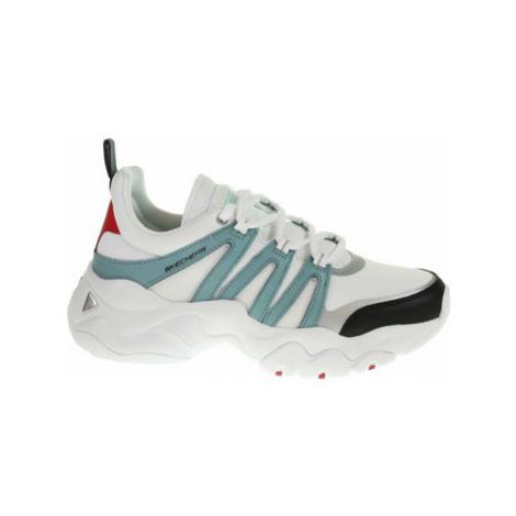 Skechers D ´Lites 3.0 - Trendy Feels white-blue-red Bílá