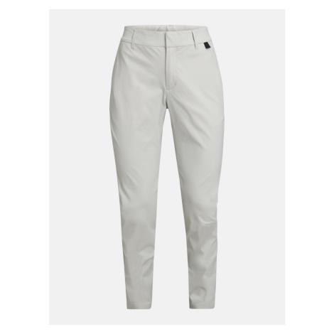 Kalhoty Peak Performance W Illusion Pants - Bílá
