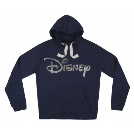 HOODIE HOLOGRAPHIC COTTON BRUSHED DISNEY