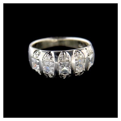 Stříbrný prsten 15199