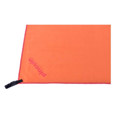 Ručník Pinguin Micro Towel orange