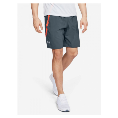 Kraťasy Under Armour Launch Sw 9\'\' Short-Gry Šedá