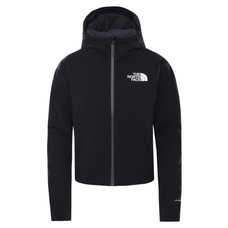 THE NORTH FACE W FL INSULATED JACKET, TNF BLACK