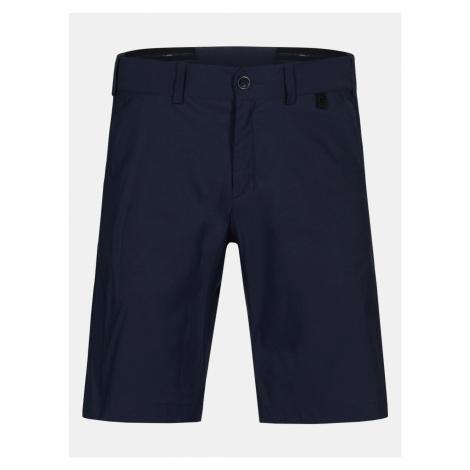 Šortky Peak Performance M Player Shorts - Modrá