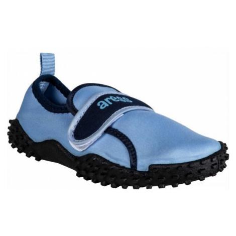 Aress BIMBO modrá - Dětské boty do vody