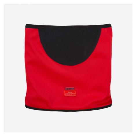 Kama SW 01-104 soft shell nákrčník červený