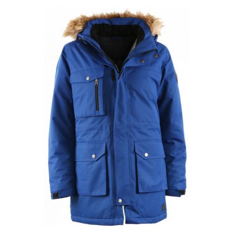 PIROL péřová bunda dámská Lady Parka Dominance FWW17008 zimní