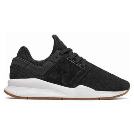 New Balance WS247CI černá - Dámská volnočasová obuv