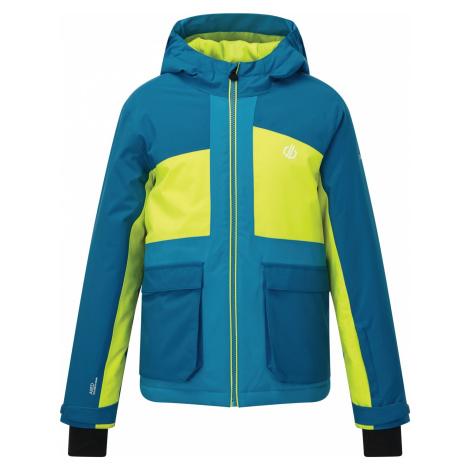 Dětská zimní bunda Dare2b ESTEEM modrá/limetková Dare 2b