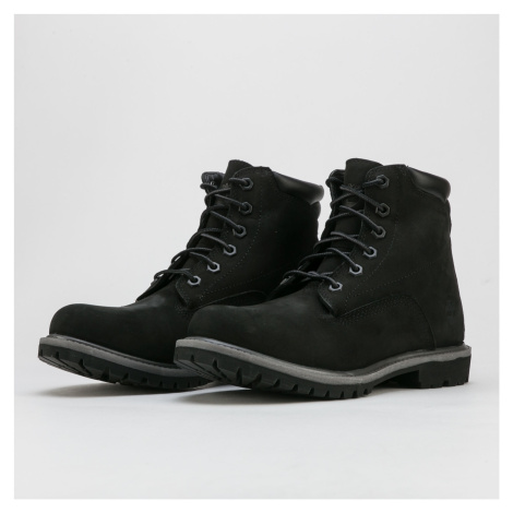 Timberland Waterville 6 Inch Waterproof Boot black nubuck eur 37