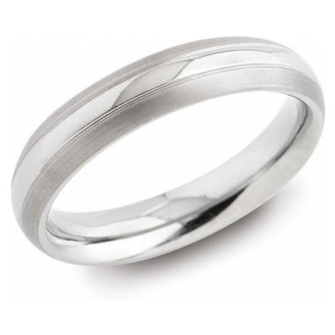 Boccia Titanium Snubní titanový prsten 0131-01 v. - SLEVA