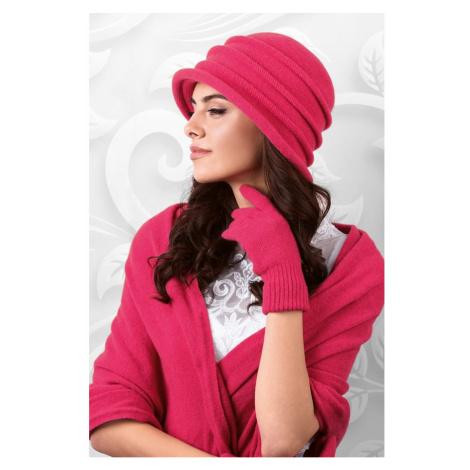 Kamea Woman's Hat K.18.052.20 Raspberry