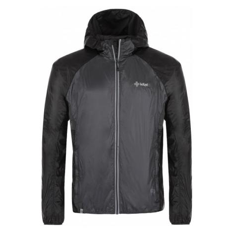 Kilpi Pánská outdoorová bunda Arosa černá