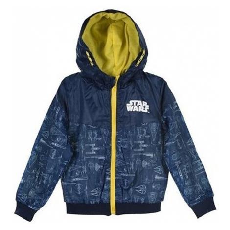 Star wars tmavě modrá chlapecká bunda