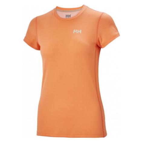 Helly Hansen LIFA ACTIVE SOLEN T-SHIRT oranžová - Dámské triko