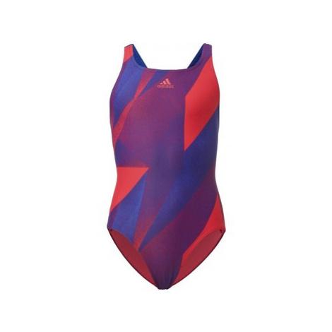 Adidas Plavky Girls Graphic Růžová