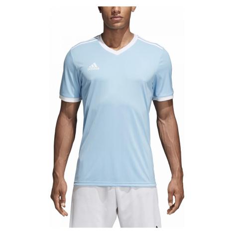 Dres adidas Tabela 18 Jersey Světle modrá / Bílá