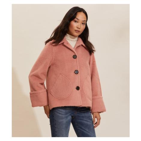 Kabát Odd Molly Gemma Jacket - Růžová