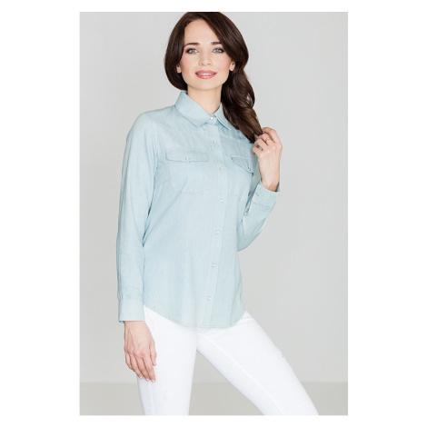 Lenitif Woman's Shirt K171 Light