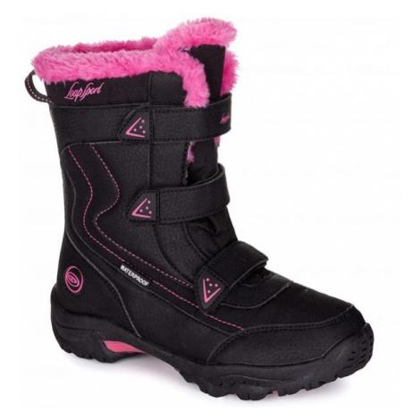 Loap PHARI černá - Dětská zimní obuv