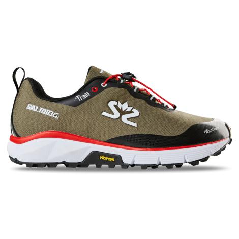 SALMING Trail Hydro Shoe Women Beige/Black