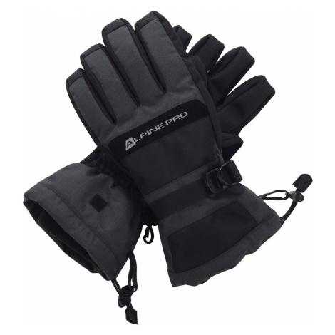 Pánské rukavice Alpine Pro NUSSE - černá