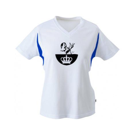Funkční tričko dámské Freddie Mercury - Queen