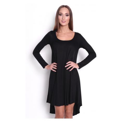 Černé šaty Adéla Oxyd