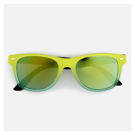 Reserved - Children`s sunglasses - Zelená
