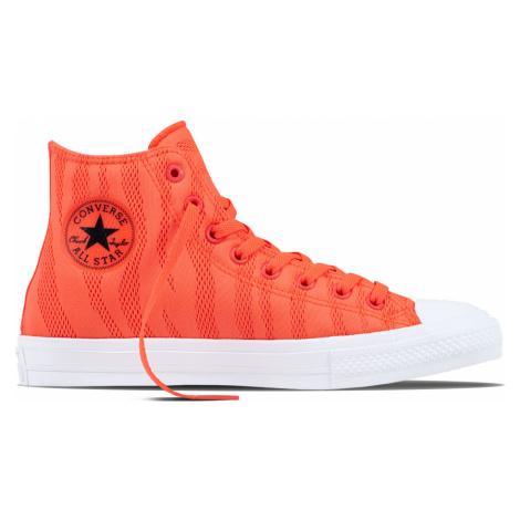 Converse Chuck Taylor All Star II Heritage Mesh Hyper Orange oranžové C155492