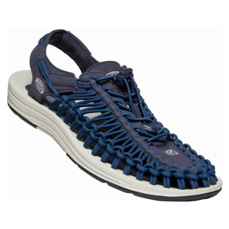 KEEN UNEEK M Pánské sandály 10012480KEN01 blue nights/silver birch