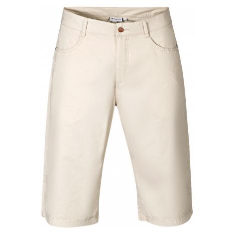 ALPINE PRO AKLIM 3 Pánské 3/4 kalhoty MPAN342192PA krémová