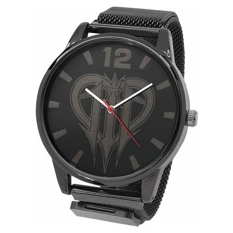 Kingdom Hearts Heartless Náramkové hodinky stríbrná