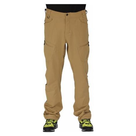 Pánské outdoorové kalhoty DMJ334L DARE2B Tuned In Trouser Světle hnědé 33in Dare 2b