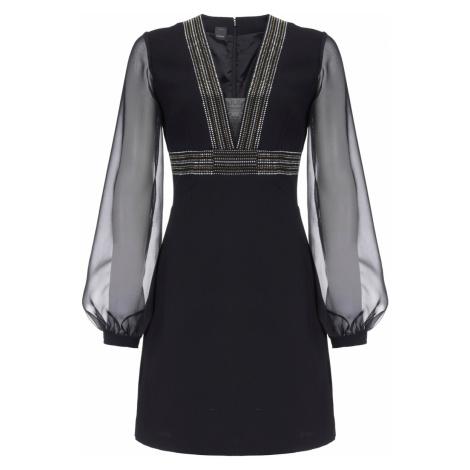 Černé společenské šaty - PINKO