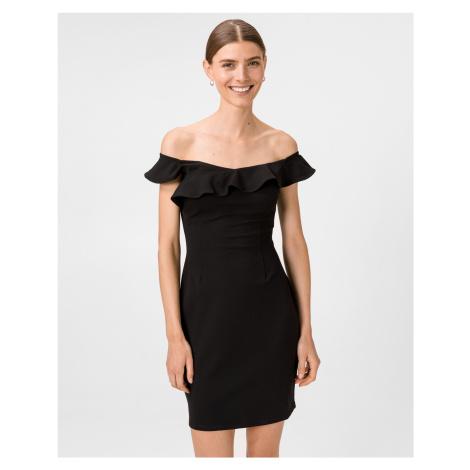 Guess černé šaty Lupe - M