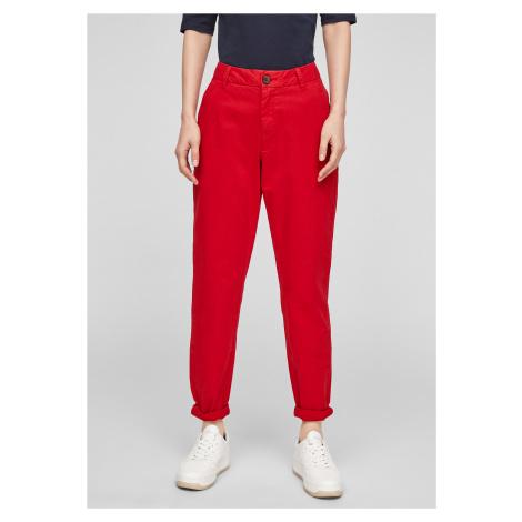 s.Oliver dámské plátěné chino kalhoty 14.103.73.x016/3180