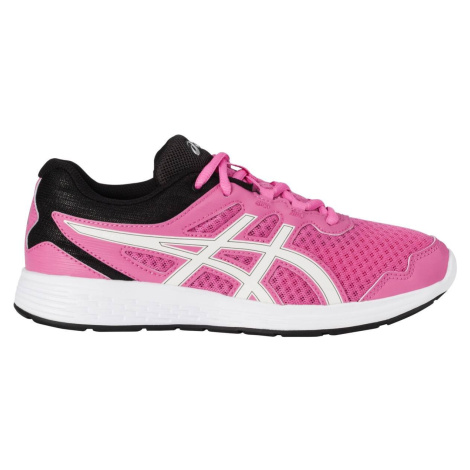 Běžecká obuv Asics Ikaia 9 GS - růžová/černá/bílá