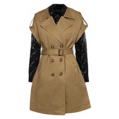 Kombinovaný kabát - PINKO