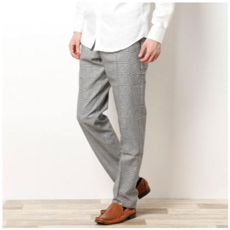 Tommy Hilfiger TOMMY HILFIGER pánské kalhoty šedé