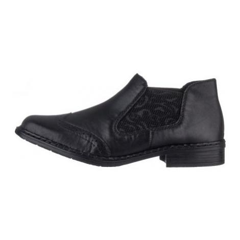 Kotníčková obuv RIEKER 52093-00