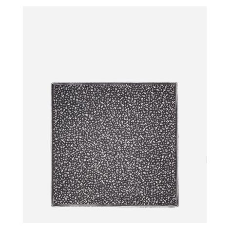 Šátek Karl Lagerfeld K/Ikonik Aop Scarf