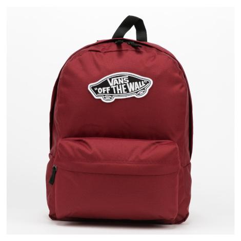 Vans WM Realm Backpack vínový