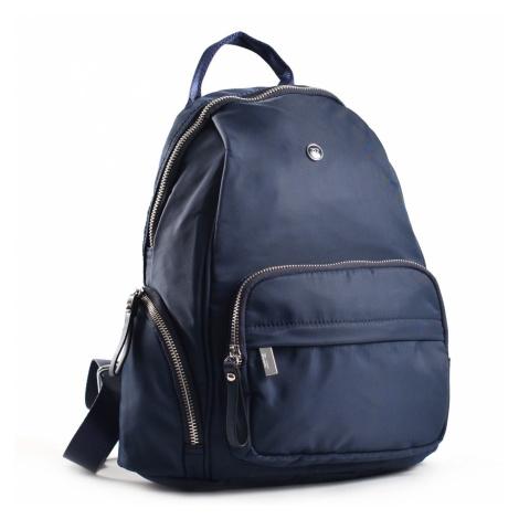 BRIGHT Dámský batoh A5 Tmavě Modrý, 29 x 13 x 32 (BR18-W117-1014-41TX)