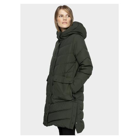 Dámský péřový kabát 4F