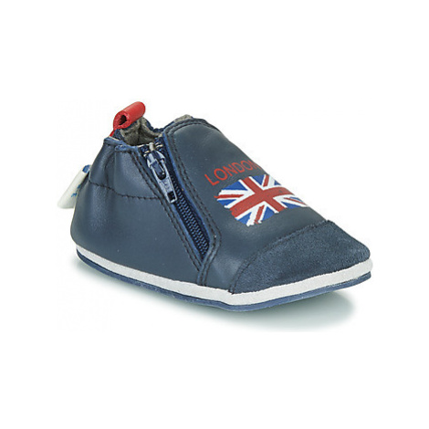 Robeez LONDON FLAG Modrá